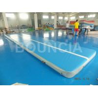 Buy cheap Double Wall Fabric Material Inflatable Air Tumble Track / Air Track Factory from wholesalers