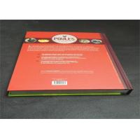 Custom Coloring Hardcover Book Printing Service With Hot Stamping