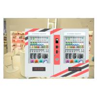 Buy cheap Coin Mini Mart Vending Machine , Large Capacity Supermarket Vending Machine from wholesalers