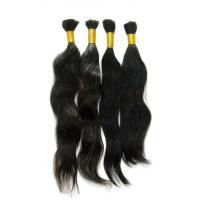 Buy cheap human hair bulk natural remy hair wholesale fast delivery product