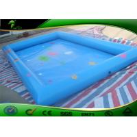 Buy cheap Durable Swimming Pool Inflatable Water Toys With Digital Printing Tear Resistant product
