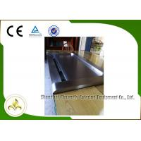 Buy cheap Down Fume Exhaustion Front Air Supply Sunken Air Inlet Rectangle Electric from wholesalers