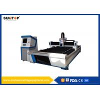 Buy cheap Advertising Industry Metal  CNC Laser Cutting Machine With Power 500W product
