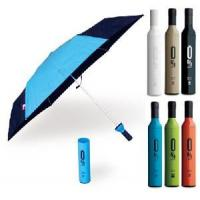 Buy cheap Promotion umbrella bottle pack, advertising umbrellas supplier product