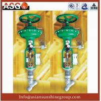 Buy cheap Pneumatic Y-patter Control Valve- Valve -ASG Fluid Control Equipment–ASIAN SUNSHINE GROUP from wholesalers