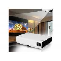 Buy cheap 3D Android Smart Projector 1080p 3000 Lumens , Portable DLP Android Projector product