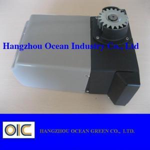 China Gear Rack Motor Sliding Gate Motor Sliding Gate Opener on sale