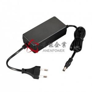 Buy cheap Fixed AC 60W Max Desktop Power Supply 12V 5A, 12V 4A, 24V2A, 36V1.33A Domestic Mains Adapter product