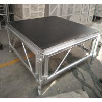 Buy cheap High technology portable aluminum stage platform for church , event , concert stage from wholesalers