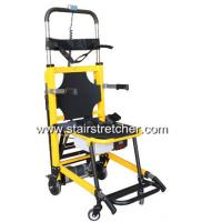 Buy cheap High Strength Stair Stretcher , Adjustable Sliding Stair Climbing Wheel Chair product