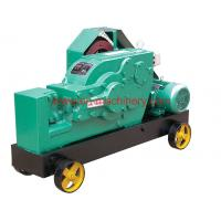 Buy cheap Steel Bar Cutting Machine (GQ50) with Square type Rebar Cutter product