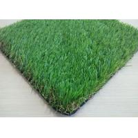 Buy cheap Straight Outdoor Artificial Turf 32mm Environmental Friendly Stem Shape product