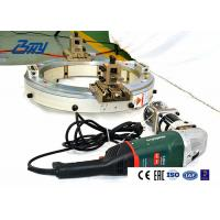 Buy cheap Out Mounted Portable Pipe Cutting And Beveling Machine Electric Drive Mode from wholesalers
