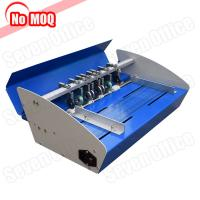 Buy cheap NO MOQ metal automatic creaser paper perforating and creasing machine a3 manufacturer product