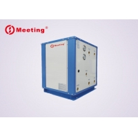 Buy cheap Meeting MD30D geothermal ground water source heat pump for heating cooling DHW R32/R410A/R417A/R744 product