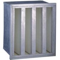 Buy cheap Box Style Filter (Pre Filtration for clean room) from wholesalers