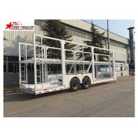 Buy cheap Rust - Proof Protection Car Carrier Trailer Wth LED Electrical System from wholesalers