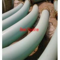 Buy cheap AWWA C213 DIN 30678 Polythylene Coating Pipe / Anti Corrosion Steel Pipe product