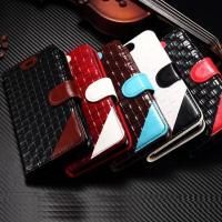 Buy cheap Iphone6 leather cases,white black red brown product