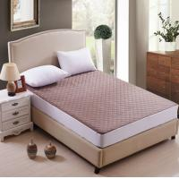 Buy cheap Fitted Memory Foam Mattress Topper Cover Twin Xl Moisture Proof product