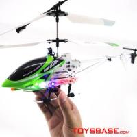 China 3 Channel Radio Remote Control Toy RC Helicopter Gyro with Charger RC (RPC100125) on sale
