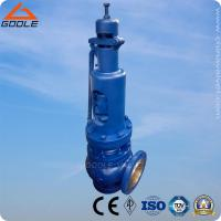 China Spring Loaded High Temperature and High Pressure Safety Valve A48sh on sale
