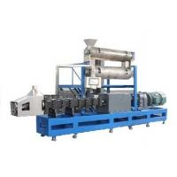 Buy cheap 2000kgs/h twin screw extruder  fish feed making machine japan product
