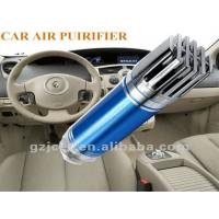 Buy cheap Eco-friendly Negative Ions Smoke Dispelling Car Oxygen Bar and Office Air Puriflers from wholesalers