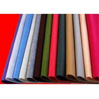 Buy cheap Anti - Static Wool Felt Blend Fabric No Smell With 100% Viscose Fiber product