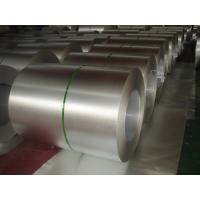 Buy cheap SGCC DX51D Regular / Big Spangle Hot Dipped Galvanized Steel Coils product