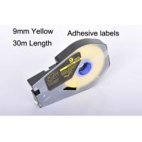 Buy cheap electric installation Label Tape Cartridge PVC tube commercial industrial tape cassette product