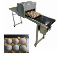Buy cheap Egg Expiration Date Stamp Machine With Various Colors Food Grade Ink To Choose from wholesalers