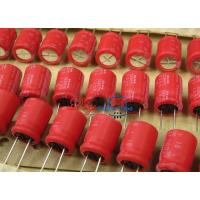 Buy cheap Cerafine Brand Audio Electrolytic Capacitors 100UF 16V Operating Temp -40°C To 85°C product
