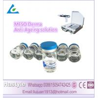 China Anti Aging Skin Care Non Cross Linked Meso serum Mesotherapy injectable Hyaluronic Acid Serum for mesotherapy ampoule on sale
