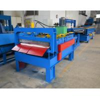 Buy cheap Full Automatic Metal Plate Cutting Slitting Machine with 20 Blade approved CE product