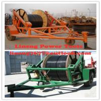 China  aster trailer-roller, Cable Reel Trailer  for sale