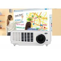 Buy cheap Commercial 3LCD 3LED Video Projector For Tablet PC Data Show Presentations from wholesalers