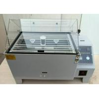 Buy cheap NSS CASS Test Salt Fog Chamber , Salt Spray Corrosion Testing Equipment from wholesalers