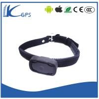 Buy cheap Best sell oem waterproof personal tracking with small Waterproof Pets GPS Trackers Black LK120 product