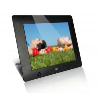 Buy cheap 8 Inch Acrylic Portable Digital Picture Frame With Clock And Calendar 800*600 product