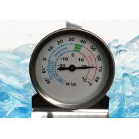 Buy cheap 107mm Height Refrigerator Freezer Thermometer Analog Dial Thermometer product
