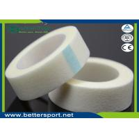 Buy cheap 1.25cm Surgical non woven micropore adhesive tape porous paper tape nonwoven from wholesalers