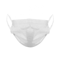 Buy cheap Clinic PFE 95% Dental Mint Smell Disposable Face Mask product