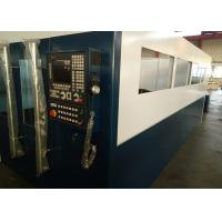 China Auto CNC Laser Cutting And Engraving Machine , Iron Laser Cutting Machine 5 Nozzles on sale