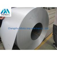 Buy cheap AISI ASTM Zinc Alloy Coated Steel Hot Rolled Coil 0.15MM - 0.60MM G550 G 330 from wholesalers