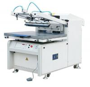 Buy cheap LC-8012G/6090G flat Microcomputer High precision screen printing machine product