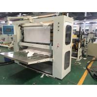 Buy cheap 15KW 380V 50HZ N / Z Fold Hand Towel Tissue Folding Machine With Perfect Capacity product