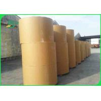 Buy cheap 70gsm 80gsm Bond Sheet Paper , High Smoothness Woodfree Paper Roll /  Sheet product