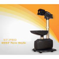 Buy cheap Professional Automatic Cycle Table Tennis Serving Machine Floor Type Robot from wholesalers