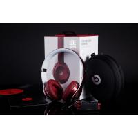 China Beats by Dre Solo2 On-Ear Headphones Luxe Edition In Red With Remote Control with seal box on sale